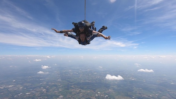 Skydiving Breda