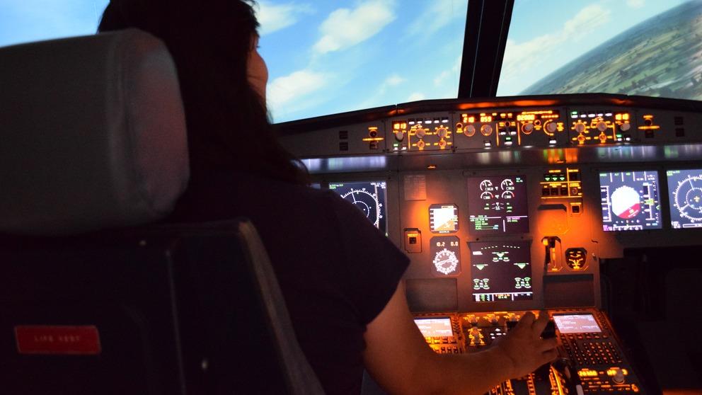 Airbus A320 Simulator